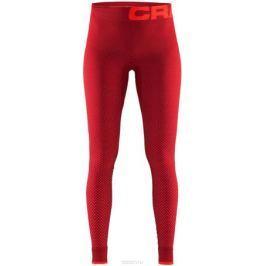 Термобелье брюки женские Craft Warm Intensity, цвет: красный. 1905349/452801. Размер M (46) Женская одежда