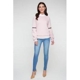 Джинсы женские Bestia Mode_B, цвет: синий. 40010160002_500. Размер 48 Женская одежда