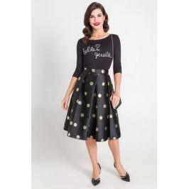 Джемпер женский Bestia Chicago_B, цвет: черный. 40200100032_100. Размер L (48) Женская одежда