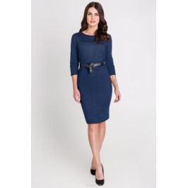 Платье Bestia Molly_B, цвет: темно-синий. 40200200205_600. Размер S (44) Женская одежда