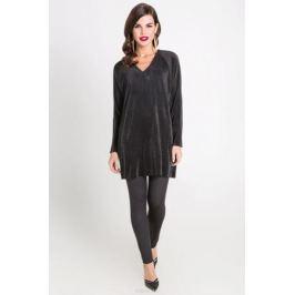 Блузка женская Bestia Woodlark_b, цвет: черный. 40200260114_100. Размер S (44) Женская одежда