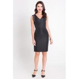 Платье Bestia Hennessy_b, цвет: черный. 40200200221_100. Размер M (46) Женская одежда