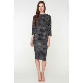Платье Bestia Lazo_b, цвет: черный. 40200200302_100. Размер L (48) Женская одежда