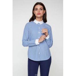 Блузка женская Bestia Wabbag_b, цвет: синий. 40010260005_500. Размер 44