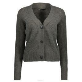 Кардиган женский Only, цвет: темно-зеленый. 15140086_Peat. Размер XS (40/42) Женская одежда