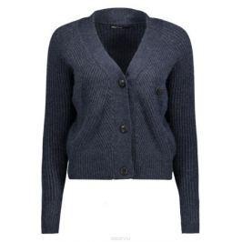 Кардиган женский Only, цвет: синий. 15140086_Sky Captain. Размер XS (40/42) Женская одежда