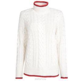 Свитер женский Only, цвет: белый. 15140163_Cloud Dancer. Размер XS (40/42) Женская одежда