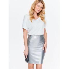 Блузка женская Top Secret, цвет: белый. SBW0382BI. Размер 38 (46)