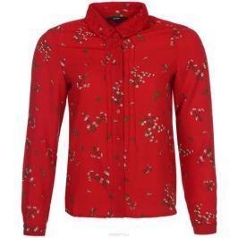Блузка женская Vero Moda, цвет: красный. 10189784_Lychee. Размер 44/46