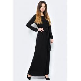 Платье La Via Estelar, цвет: черный. 14135. Размер 52/54