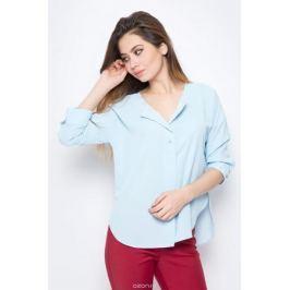 Блузка женская adL, цвет: голубой. 11528050006_035. Размер XS (40/42)