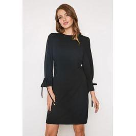 Платье Concept Club Clover, цвет: черный. 10200200415_100. Размер M (46)