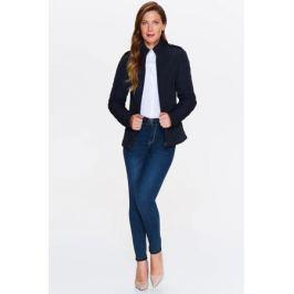 Куртка женская Top Secret, цвет: темно-синий. SKU0841GR. Размер 42 (50)
