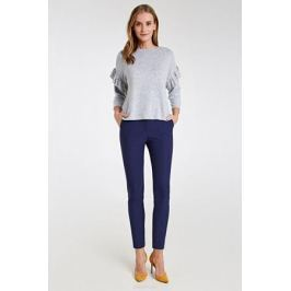 Джемпер женский Concept Club Stip, цвет: светло-серый. 10200100194_1800. Размер XL (50)