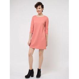 Платье Sela, цвет: коралловый. DK-117/251-8111. Размер XS (42)
