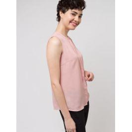 Блузка женская Sela, цвет: светло-розовый. Bsl-112/272-8111. Размер 48