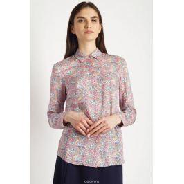 Блузка женская Finn Flare, цвет: светло-розовый. B18-11080_323. Размер L (48)