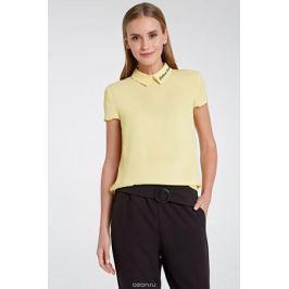 Блузка женская Concept Club Peregri, цвет: желтый. 10200270155_1200. Размер L (48)