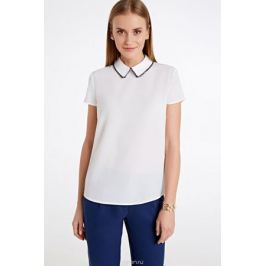 Блузка женская Concept Club Peregri, цвет: белый. 10200270155_200. Размер XS (42)