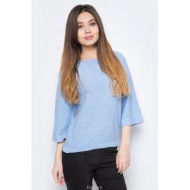 Джемпер женский Sela, цвет: голубой. JR-114/871-8131. Размер XS (42)