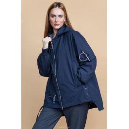 Куртка женская Clasna, цвет: темно-синий. CW18C-048CW. Размер L (46)