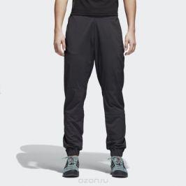 Брюки спортивные женские adidas W Lt Flex Pants, цвет: черный. CF4678. Размер 42 (48)