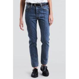 Джинсы женские Levi's® 501 Skinny, цвет: синий. 2950200330. Размер 30-30 (48-30)
