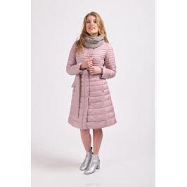 Куртка женская Elfina, цвет: розовый. 18008_D15. Размер 48