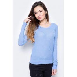 Джемпер женский Sela, цвет: небесно-голубой. JR-114/693-8182. Размер XS (42)