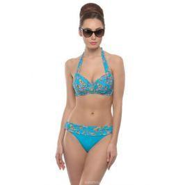 Купальник раздельный женский Charmante, цвет: голубой. WDH (XL) 011805. Размер 42 (48)