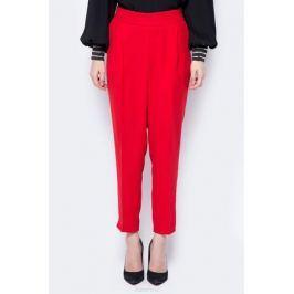 Брюки женские adL, цвет: красный. 15333672000_006. Размер XS (40/42)