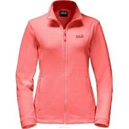 Толстовка женская Jack Wolfskin Kiruna W, цвет: розовый. 1704511-2086. Размер XXL (56)