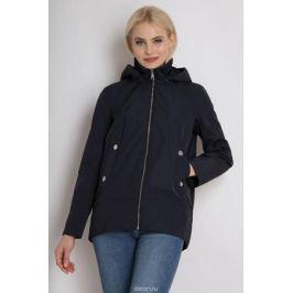 Куртка женская Finn Flare, цвет: темно-синий. B18-11020_101. Размер XL (50)