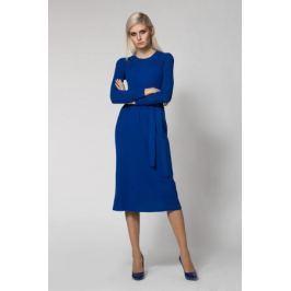 Платье Conso, цвет: синий. KWDL170762. Размер 44 (46)