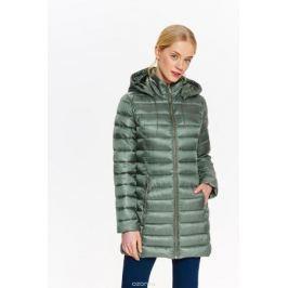 Куртка женская Top secret, цвет: зеленый. SKU0845ZI. Размер 42 (50)