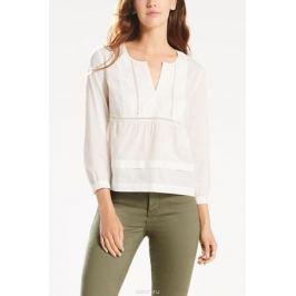 Блузка женская Levi's®, цвет: белый. 3955900000. Размер S (42/44)