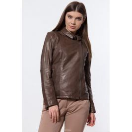 Куртка женская Finn Flare, цвет: светло-коричневый. B18-11802_623. Размер M (46)