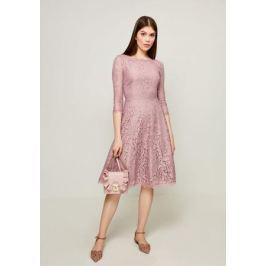 Платье Zarina, цвет: розовый. 8123041541093. Размер 42