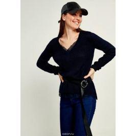Джемпер женский Zarina, цвет: темно-синий. 8121611809047. Размер L (48)