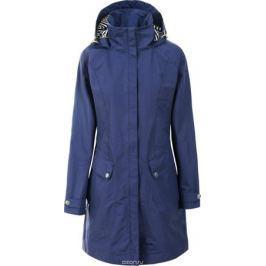 Плащ женский Trespass Rainy_Day, цвет: темно-синий. FAJKRAM20002. Размер XXL (52)