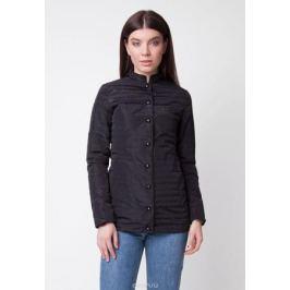 Куртка женская Ampir Style, цвет: черный. M56/2. Размер 50 Женская одежда