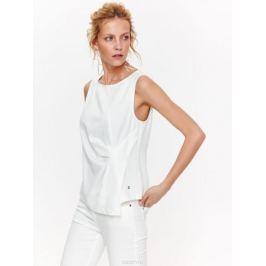 Блузка женская Top Secret, цвет: белый. SBW0386BI. Размер 42 (50)