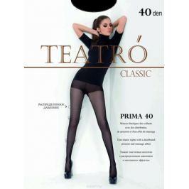 Колготки женские Teatro Prima 40, цвет: Nero (черный). Размер 5
