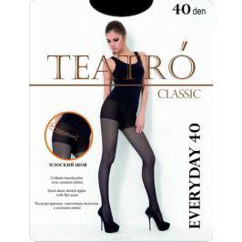 Колготки женские Teatro Everyday 40, цвет: Nero (черный). Размер 5