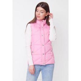 Жилет женский Ampir Style, цвет: розовый. 18/456. Размер 50