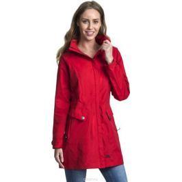 Плащ женский Trespass Rainy_Day, цвет: красный. FAJKRAM20002. Размер XS (42)