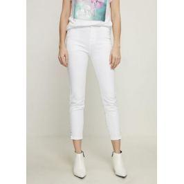 Джинсы женские Zarina, цвет: белый. 8224440740001. Размер 44
