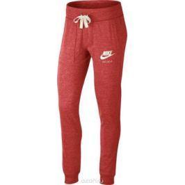 Брюки спортивные женские Nike Sportswear Vintage Pants, цвет: коралловый. 883731-816. Размер L (48/50)
