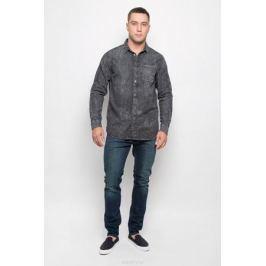 Рубашка мужская Calvin Klein Jeans, цвет: темно-серый. J30J300522_9160. Размер M (46/48)