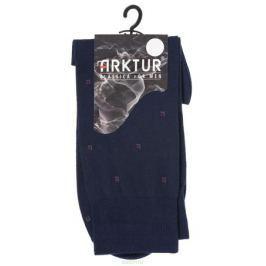 Носки мужские Arktur, цвет: темно-синий. Л 209. Размер 44/45
